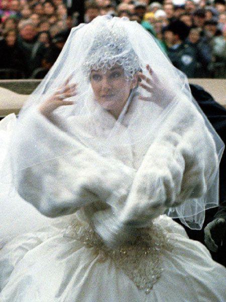 Celine dion husband wedding