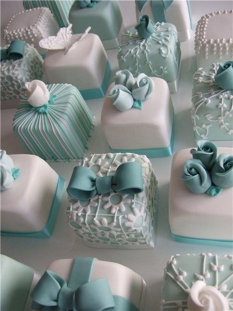 Cupcakes aneb svatební mini dortíky jsou trendy
