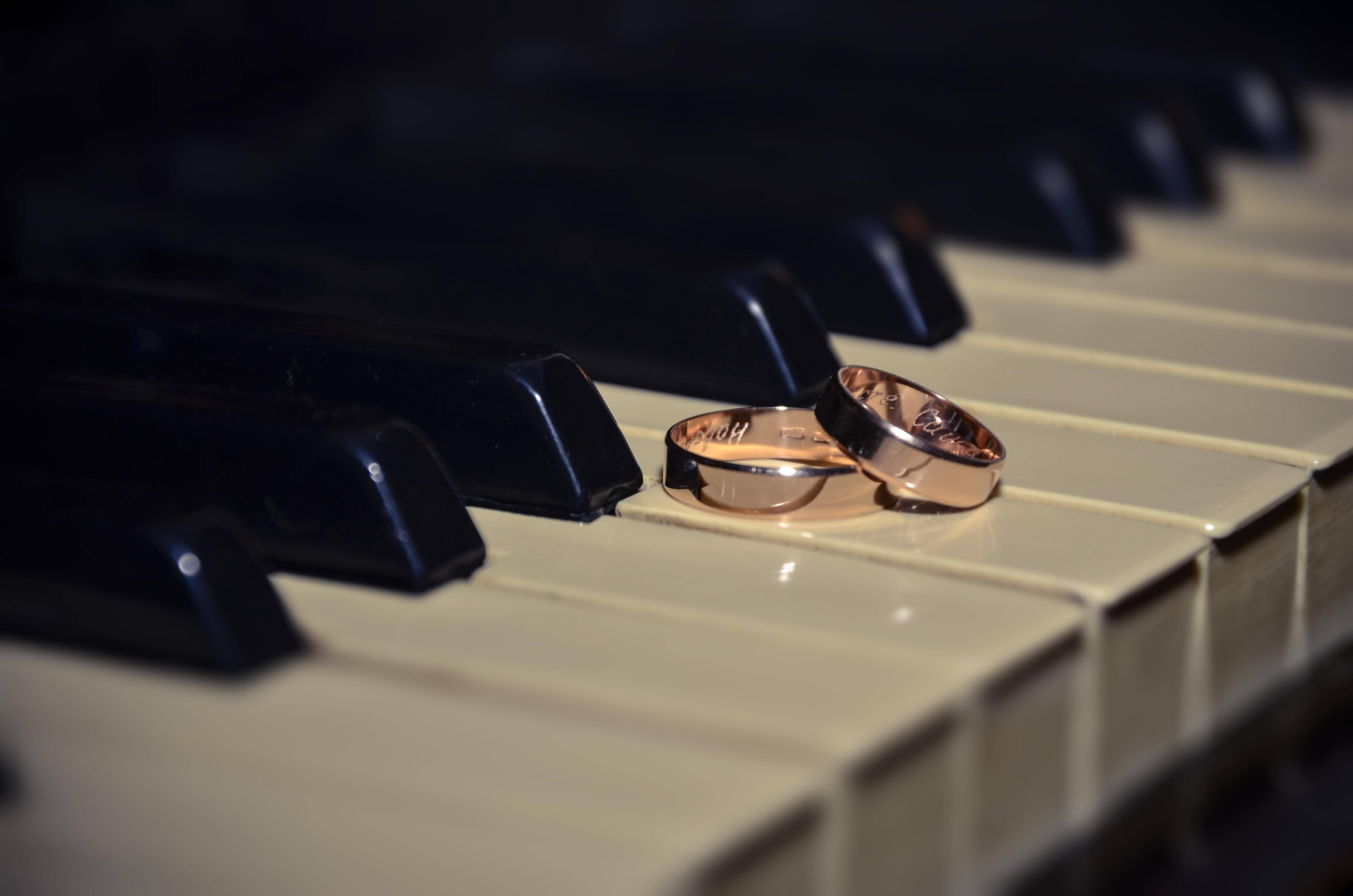 Jak vybrat píseň pro cestu k oltáři?