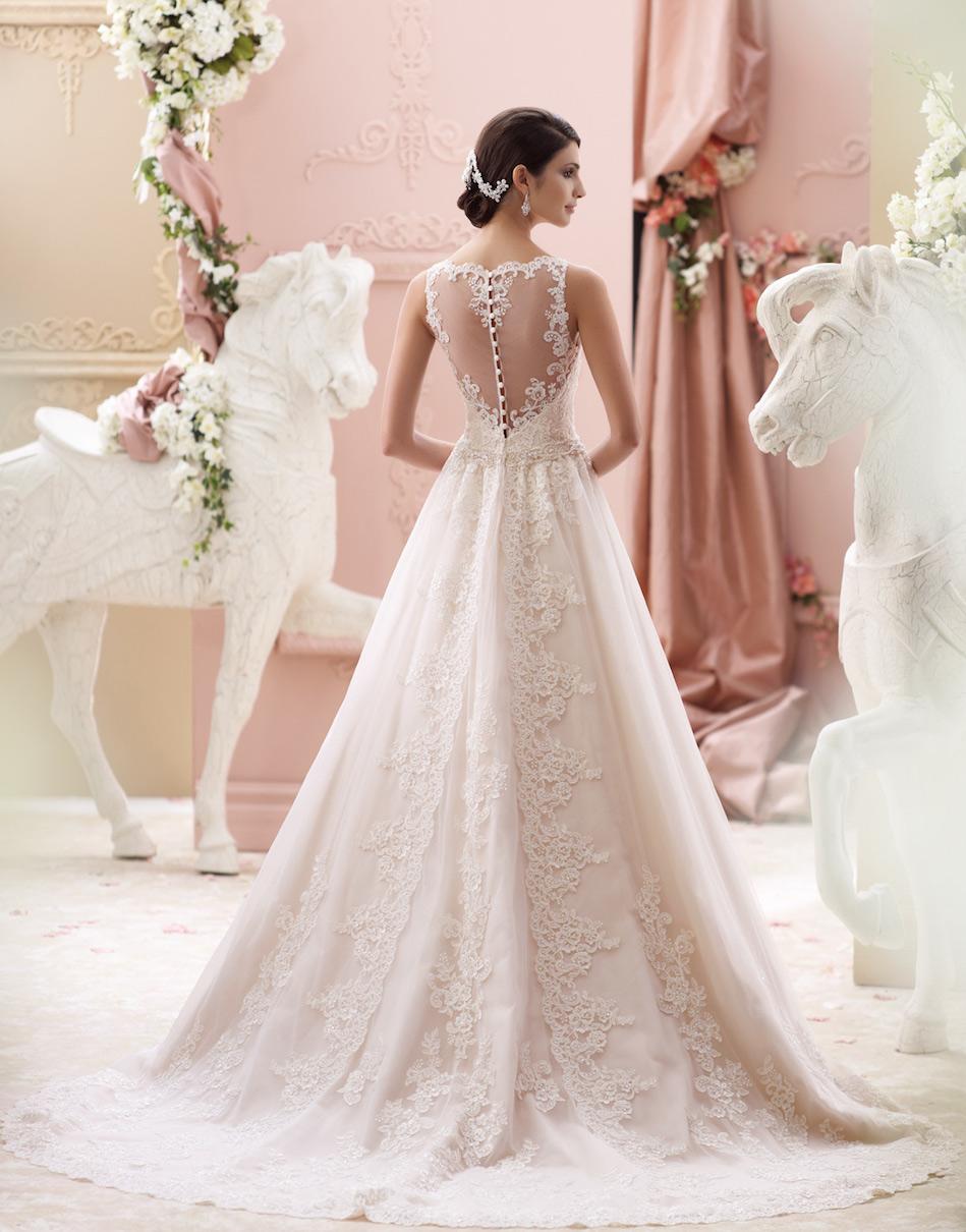 WINTER WEDDING LOOK aneb zima pomalu klepe na dveře