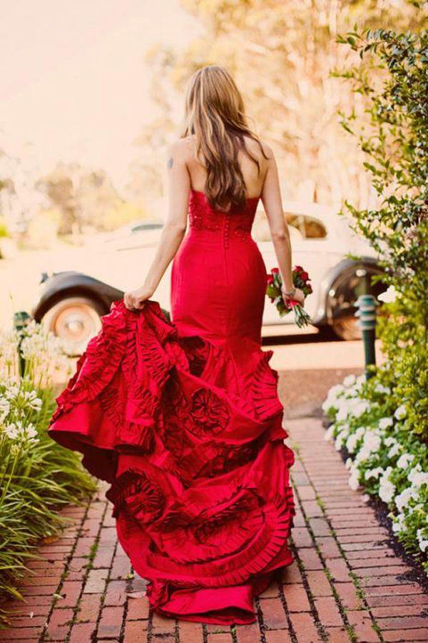 Už máte vybrané své after-party svatební šaty?