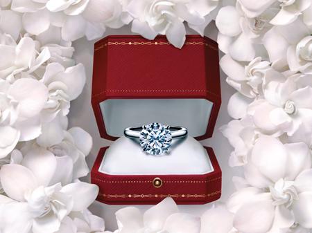 Ve třpytu zásnubních prstenů…