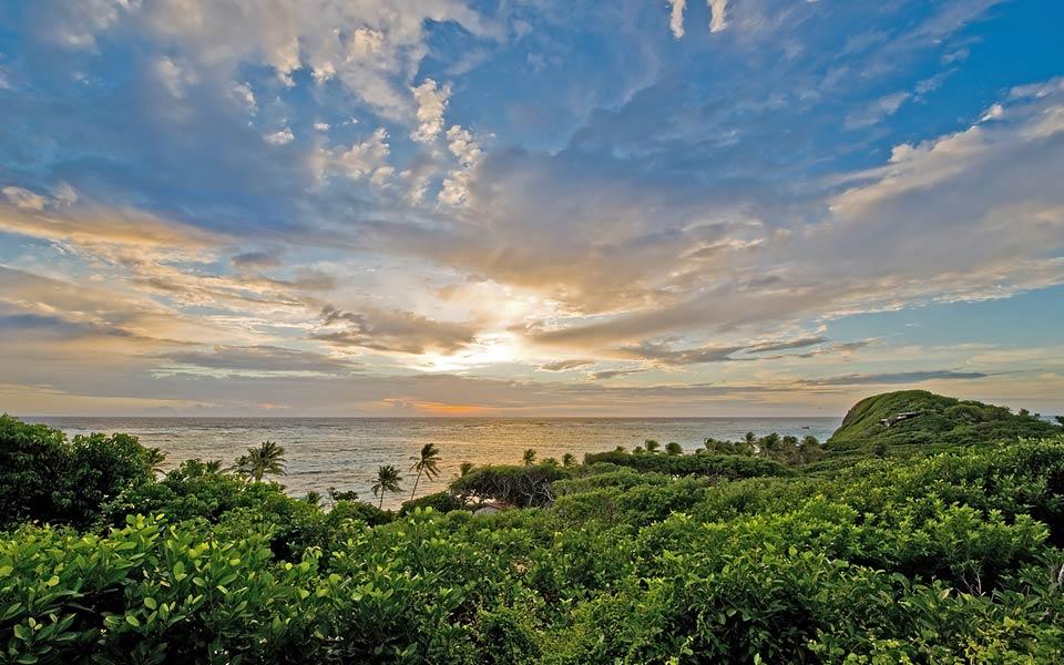 SVATEBNÍ CESTA PRO NÁROČNÉ: Ostrov Svatého Vincence