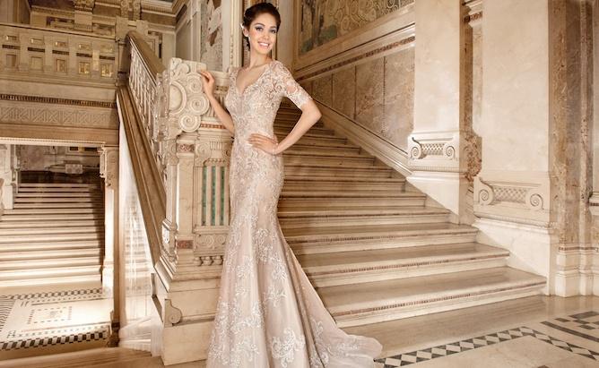 Demetrios - svatební šaty pro sofistikované nevěsty