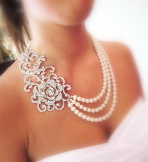 Svatební šperky, se kterými zazáří každá nevěsta