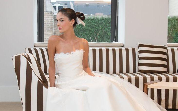 Šest tipů, jak být štíhlá nevěsta