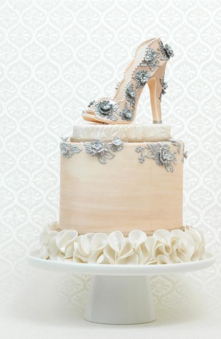 Nejkrásnější svatební dorty
