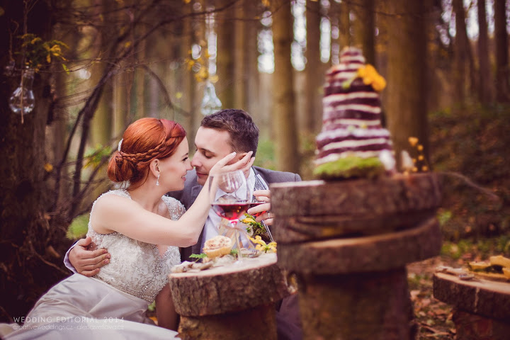 Tradiční svatební výslužky moderně