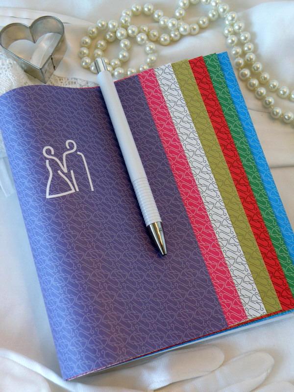 Už máte svůj svatební diář?