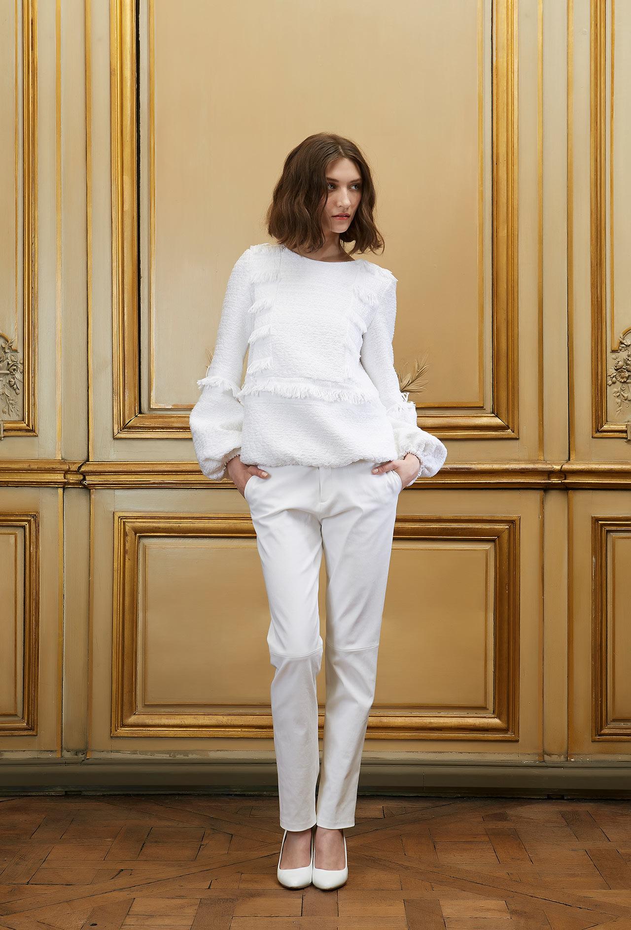Netradiční šaty z pre-podzimních kolekcí 2015