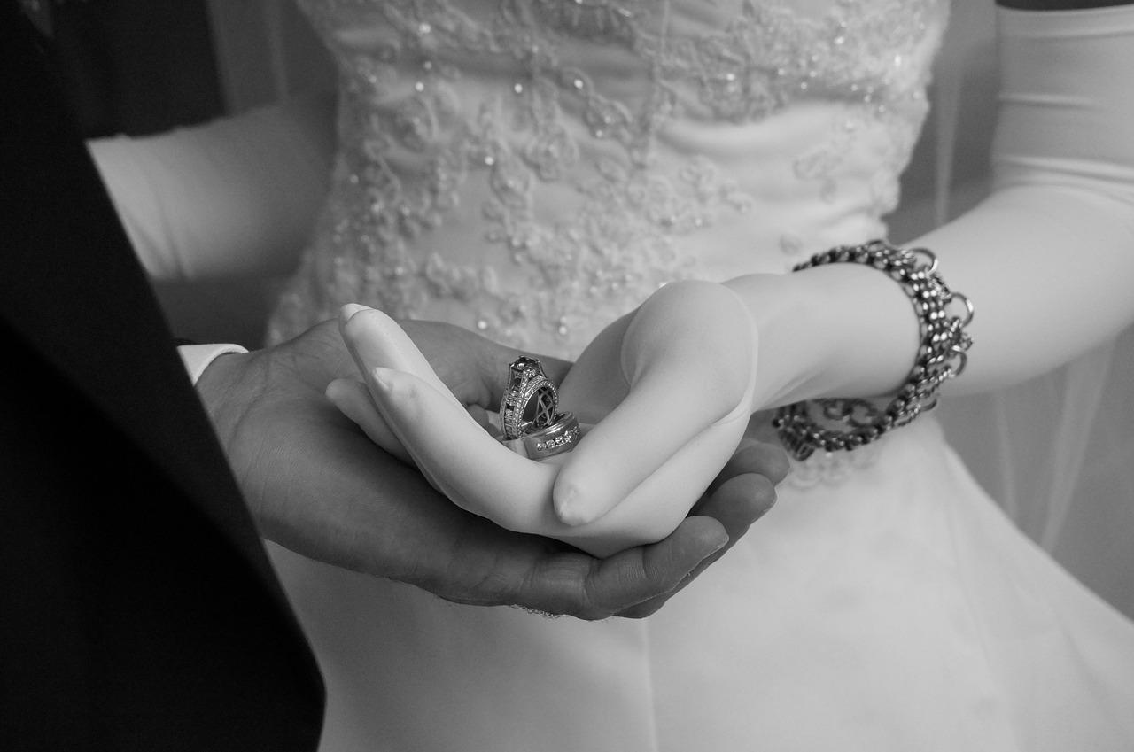 Svatba není žádné drama!
