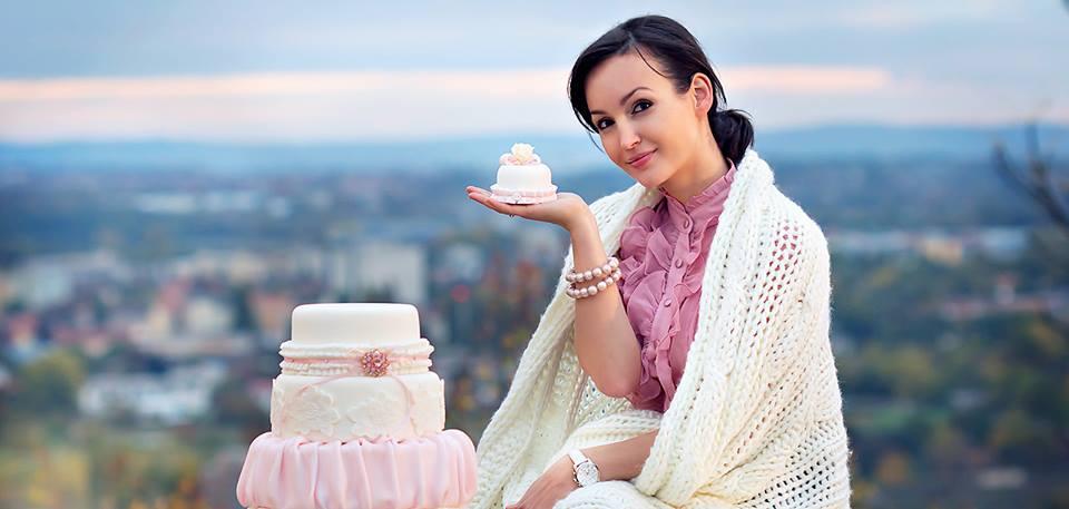 Luxusní svatební dorty:
