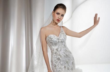 ...bílé svatební šaty byly dříve zvláštností?