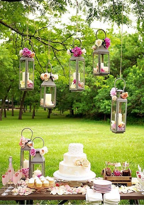 Svatba pod širým nebem