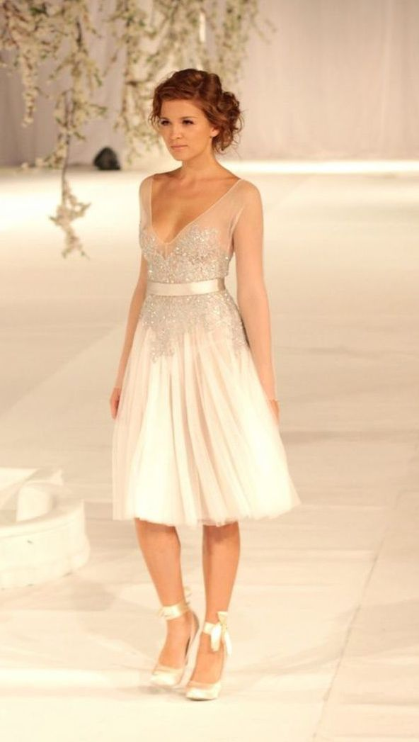 Svatební šaty, které neobléknete jen jednou