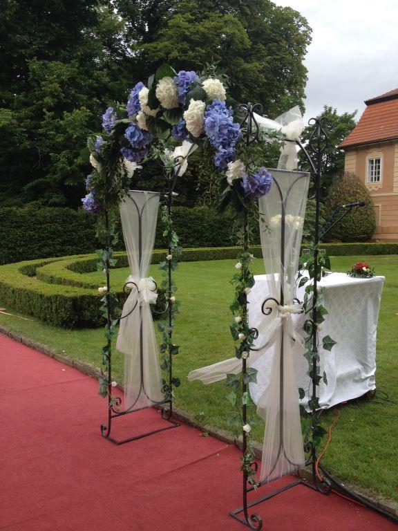 Trendy svatební dekorace & květiny