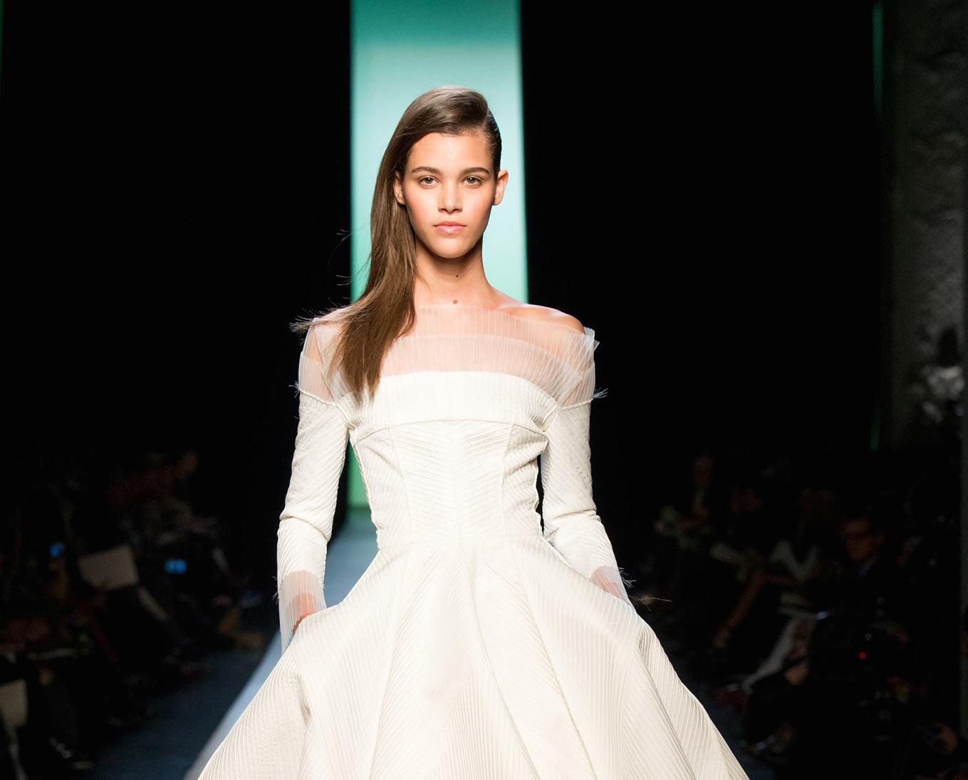 Jean Paul Gaultier:  haute couture na svatební téma