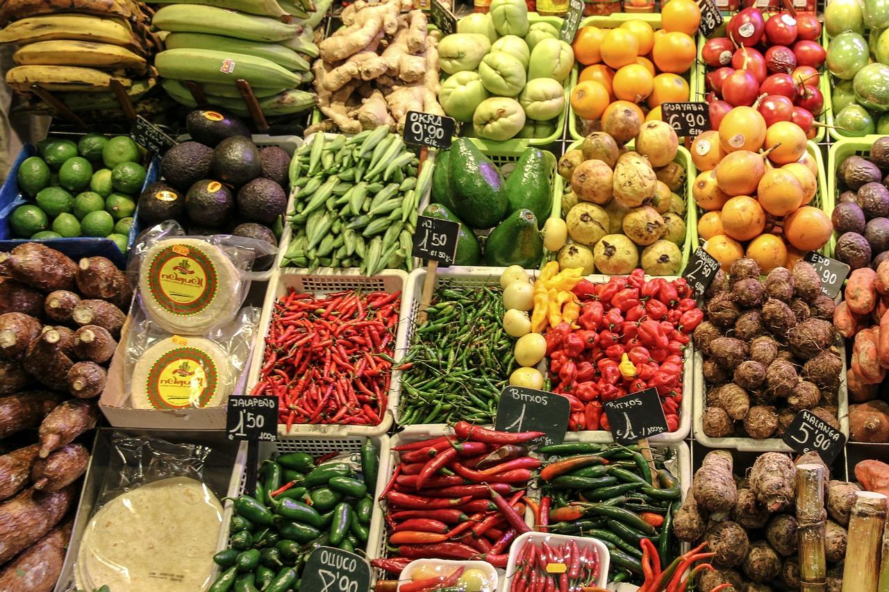 Detoxikace? Zkuste těchto pět potravin!