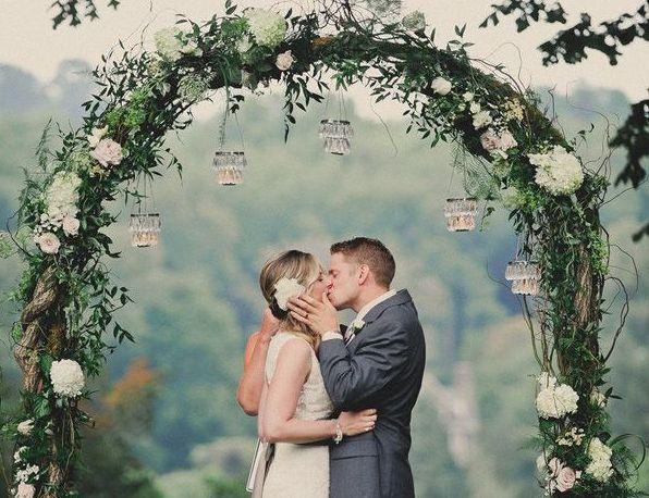 Svatební oblouk: ano, či ne?