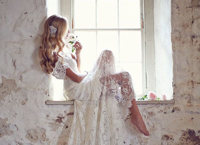Svatba v odstínech šedi