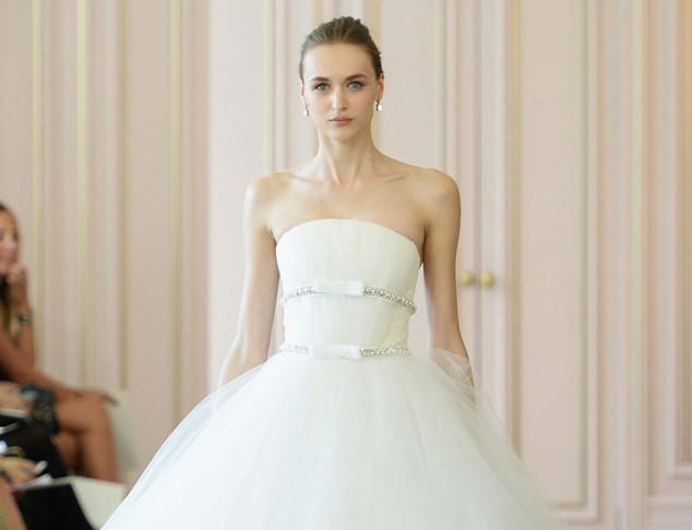Kolekce svatební šatů Oscar de la Renta