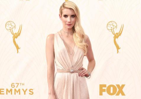 Emmy 2015: Inspirace pro elegantní svatební look