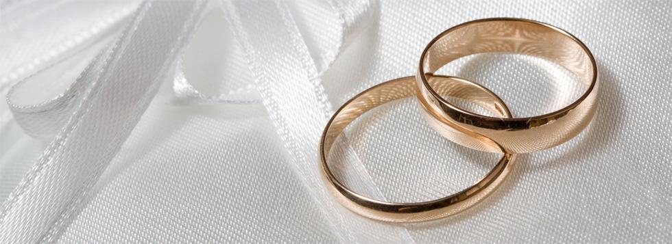Sledujte nejnovější svatební trendy