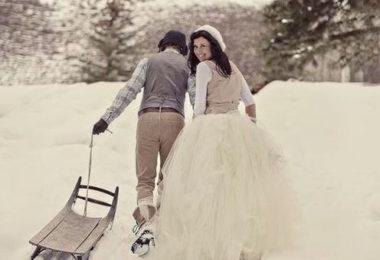 Proč je výhodné vzít se v prosinci?