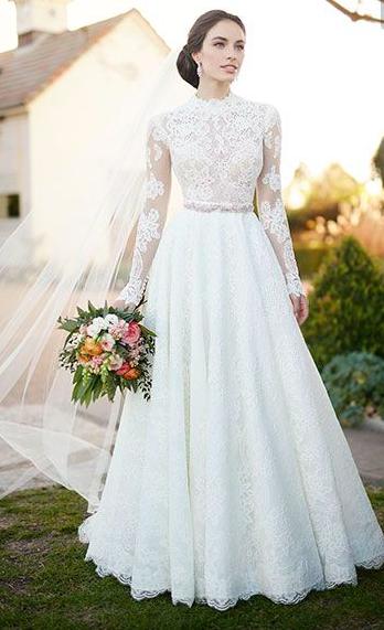 Trendy Svatebni Saty Pro Pristi Rok Magazin The Wedding Post