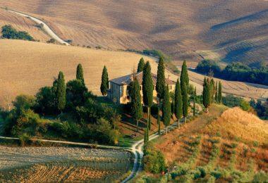 Na líbánky za toskánským sluncem… a vínem