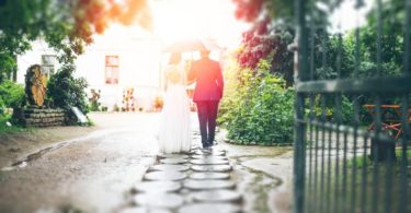 Svatba versus tropická vedra