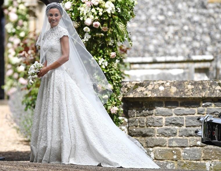 Zajímavosti ze svatby Pippy Middleton