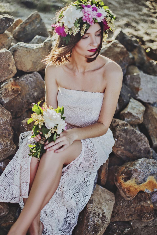Proměňte se v lesní vílu - tipy na romantické věnečky na hlavu