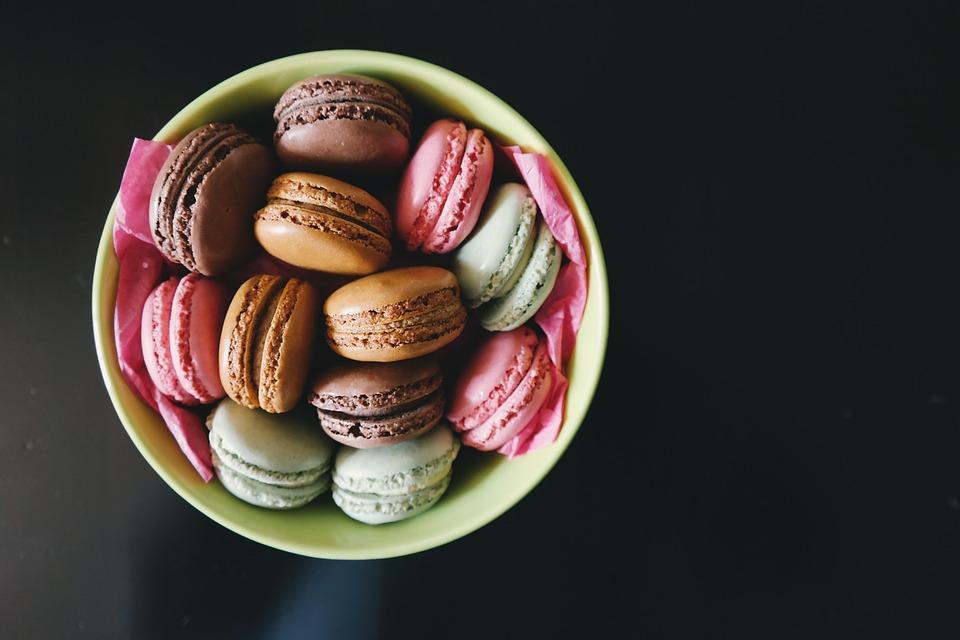 Makronky - sladkost, kterou nelze nemilovat
