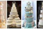 Svatební dorty jako z pohádky