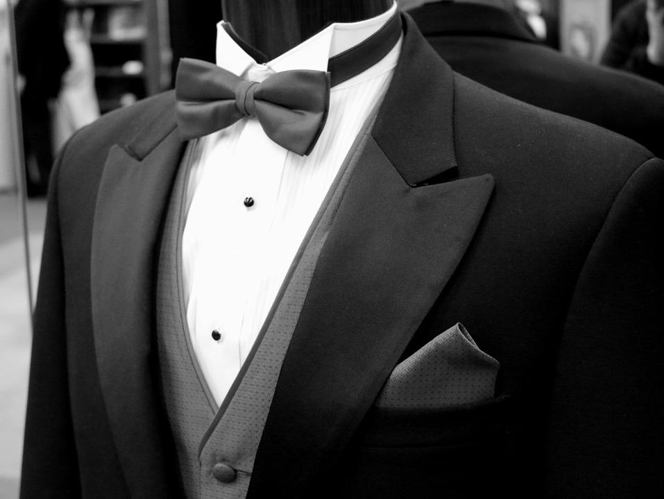 Jak obléci ženicha aneb typy obleků