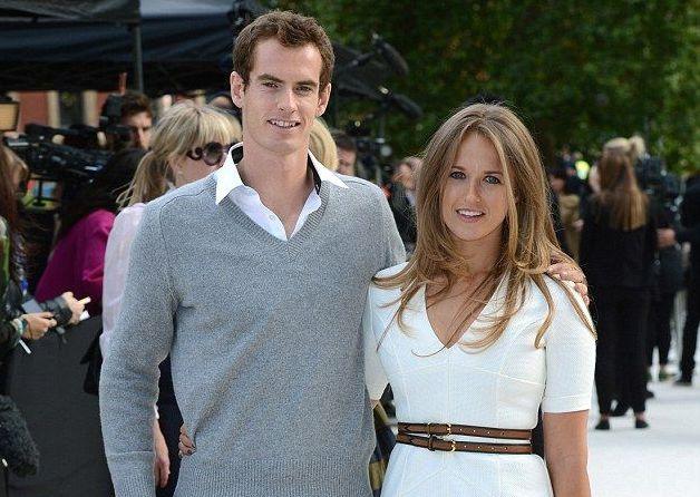 …Andy Murray a Kim Sears oznámili datum a místo své svatby?