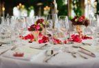 Co nesmí chybět na svatební tabuli?
